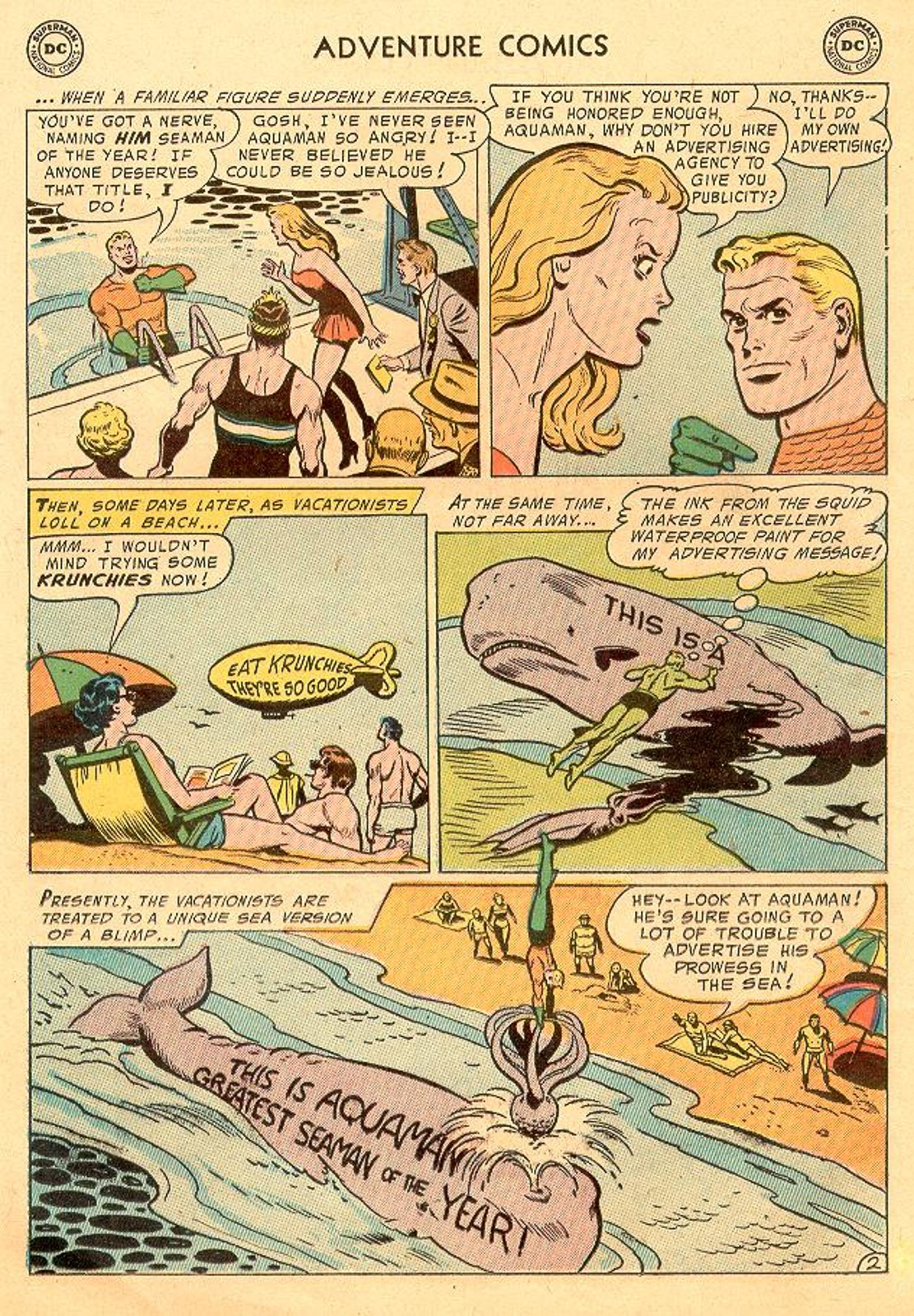 Read online Adventure Comics (1938) comic -  Issue #226 - 18