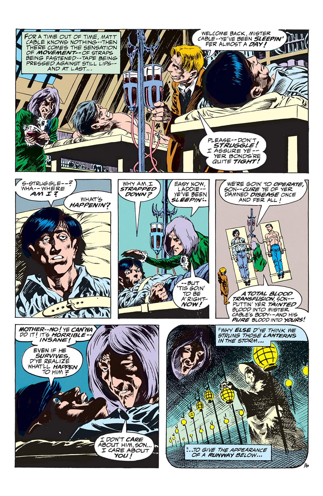 Swamp Thing (1972) Issue #4 #4 - English 17