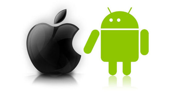 iPhone iMessage dan Android Smartphone