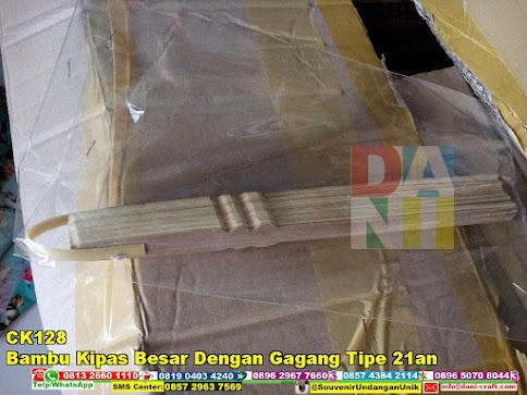 jual Bambu Kipas Besar Dengan Gagang Tipe 21an