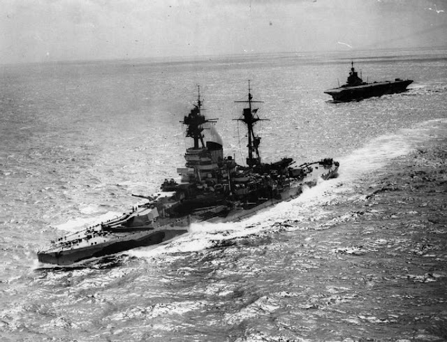 24 November 1940 worldwartwo.filminspector.com HMS Formidable HMS Resolution