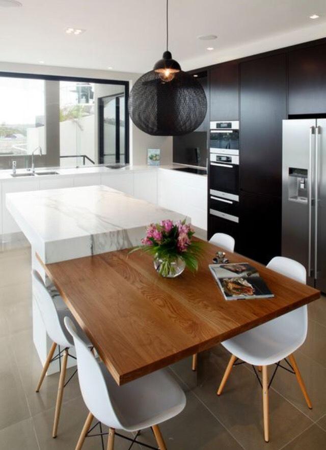 Beberapa Alternatif Dalam Memilih Warna Dapur