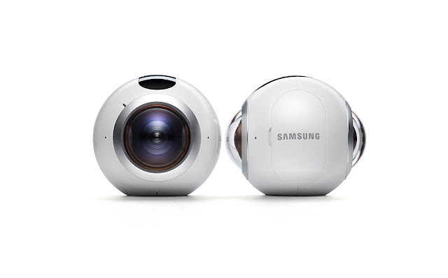 Deal: Samsung Gear 360 Wireless Camera 2017 Edition is 60% OFF