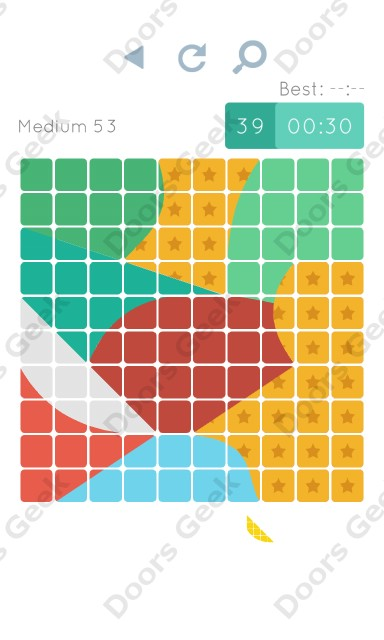 Cheats, Walkthrough for Blocks and Shapes Medium Level 53