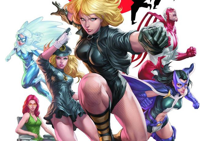 Asal-Usul Birds of Prey dari DC Comics anggota birds of prey