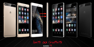 come salvare screenshot huawei p8