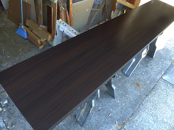Countertop Paint For Wood : Espresso Color Countertop Everything I Create - Paint Garage Doors ...