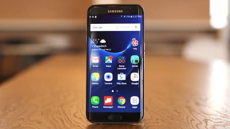 Samsung Galaxy S7 edge Canada (Telus)