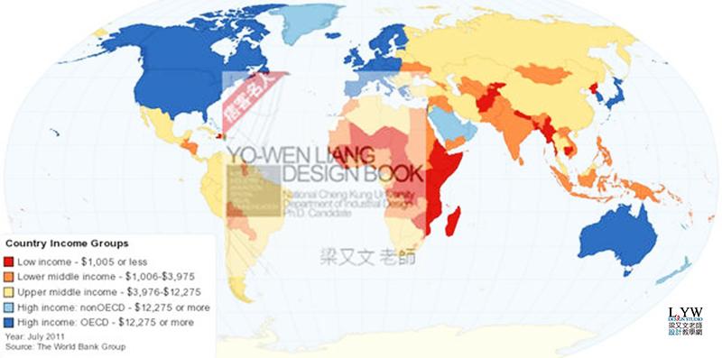 台灣平均收入與世界國家平均薪資收入趨勢: 從1977-2016年 World Top Incomes 計算方式與算法教學說明 (成長率,年齡,經常性薪資,定義,貧富差距,average income Taiwan,US,Japan,Korea)4
