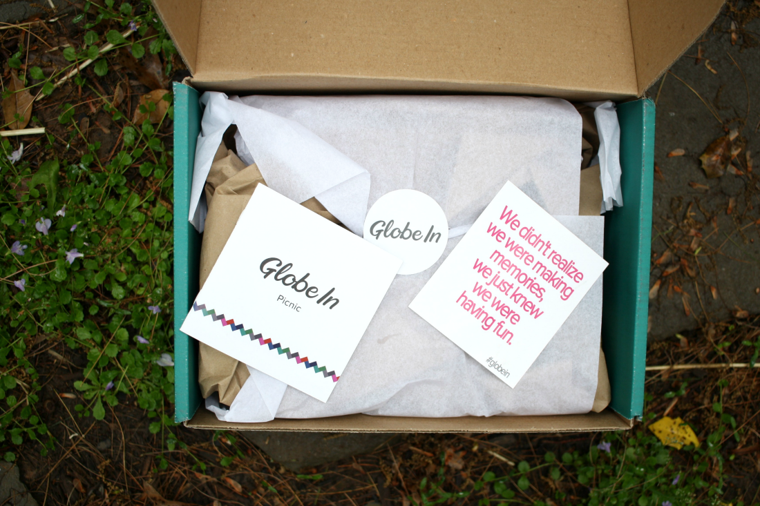 GlobeIn Picnic Box Review, ethical subscription box