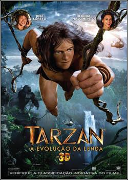 046545606 - Tarzan: A Evolução da Lenda - Dual Áudio