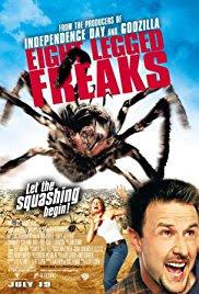 Eight Legged Freaks Poster