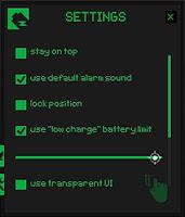 Aplikasi alarm battery untuk laptop dan notebook