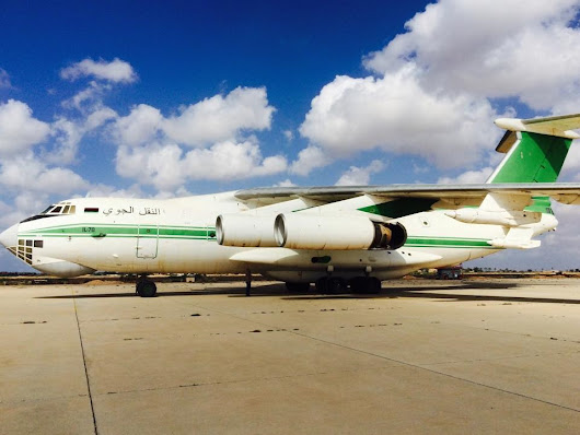 Probe-and-drogue, the story of Libya's ill-fated in-flight refuelling programme