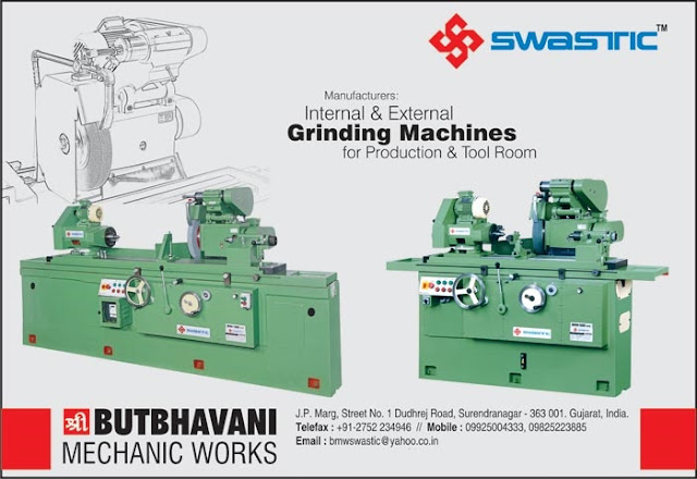 Manufacturer of External Grinding Machine