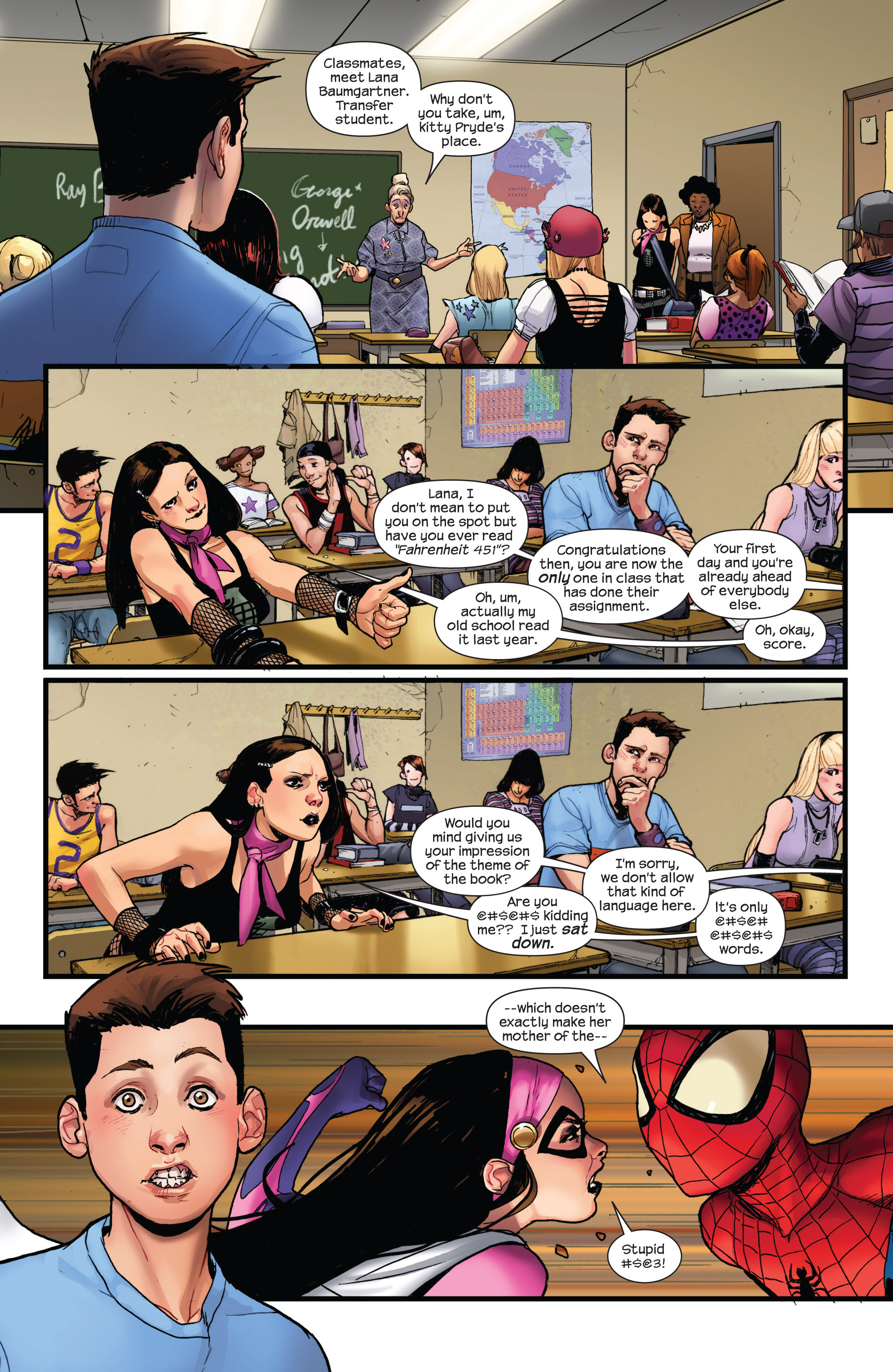 Read online Ultimate Spider-Man (2009) comic -  Issue #15 - 14