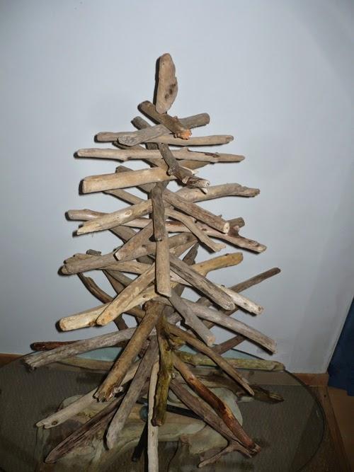 les bois flott s de didier arbre de no l en bois flott. Black Bedroom Furniture Sets. Home Design Ideas