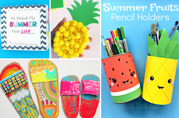 Cute-fun-easy-august-crafts-for-toddler-preschool-kindergarten-summer-bucket-list