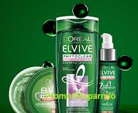 Logo Diventa tester gratis dei prodotti Elvive Phytoclear de L'Oreal