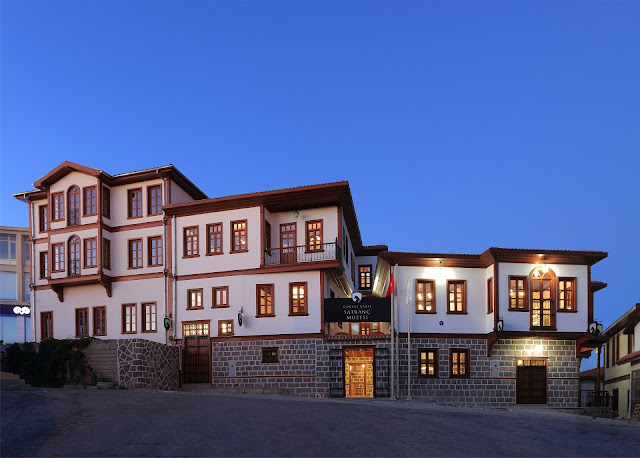 Ankara Satranç Müzesi