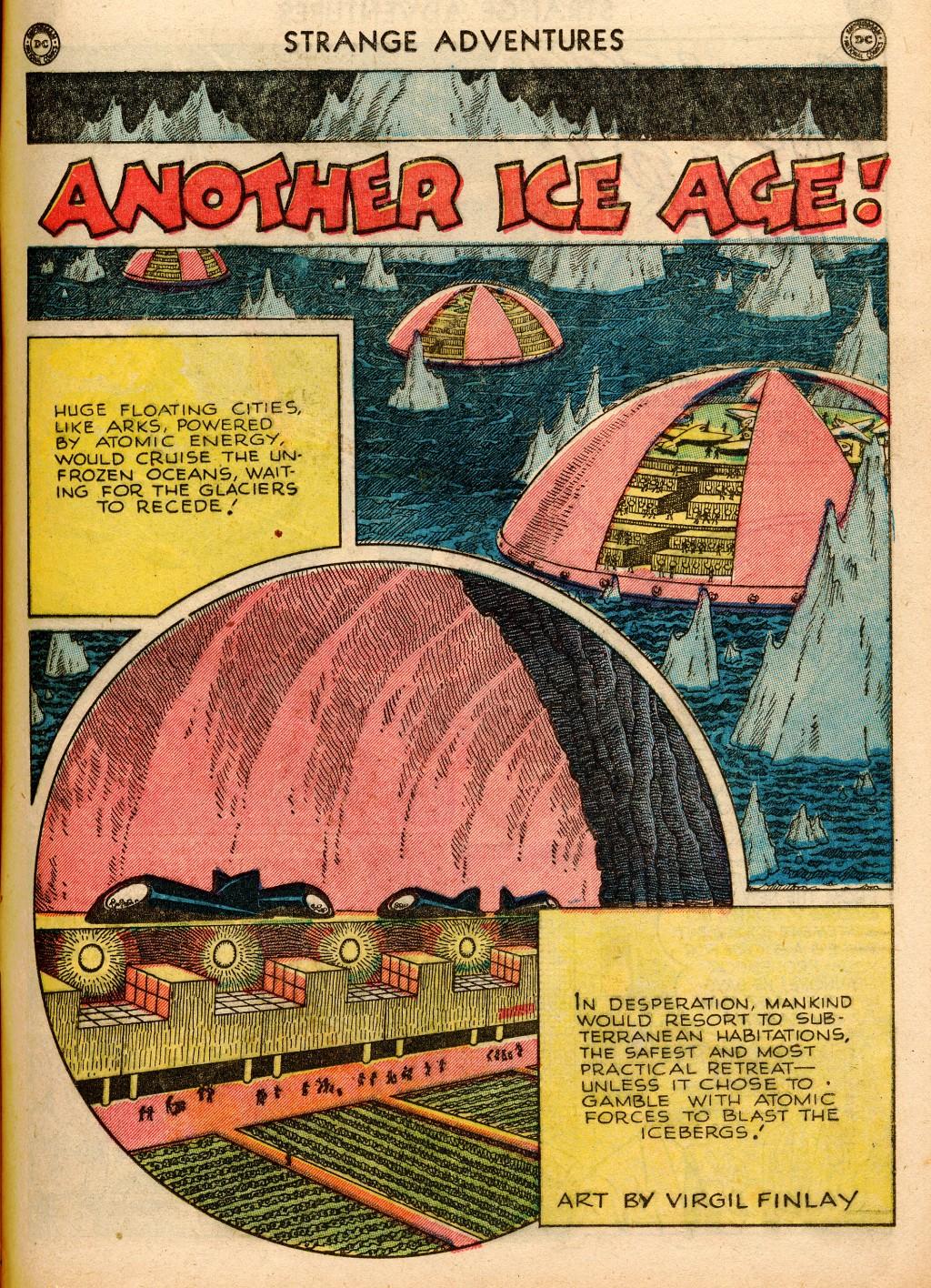 Strange Adventures (1950) issue 2 - Page 23