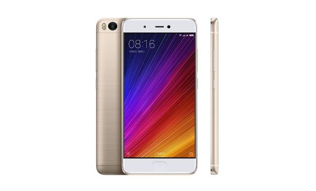 Harga Xiaomi Mi5s dan Spesifikasi Terbaru