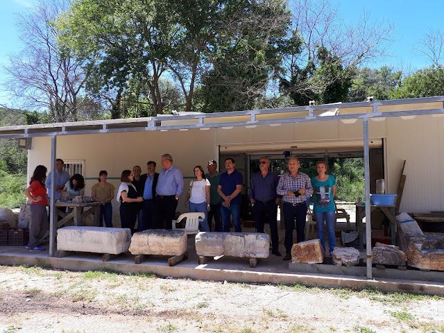 Θεσπρωτία: Σύσκεψη, παρουσία Καχριμάνη, για το έργο της εισόδου Ηγουμενίτσας