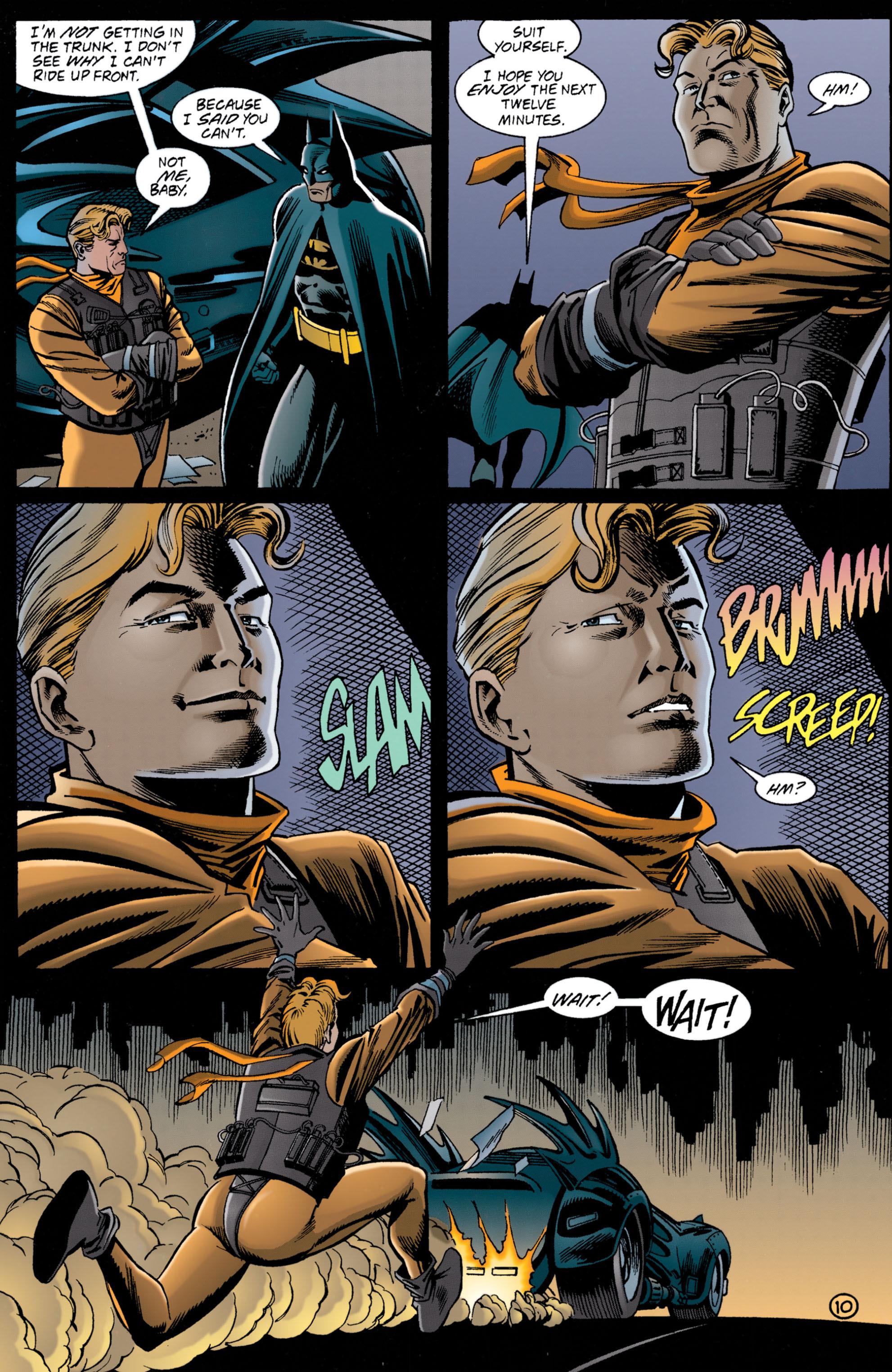 Detective Comics (1937) 706 Page 10