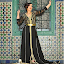 عويشة دويبة تتألق في القفطان المغربي صور رائعة