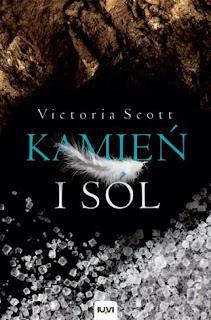 """#89 [PREMIEROWO] Recenzja książki """"Kamień i sól"""" Victoria Scott"""