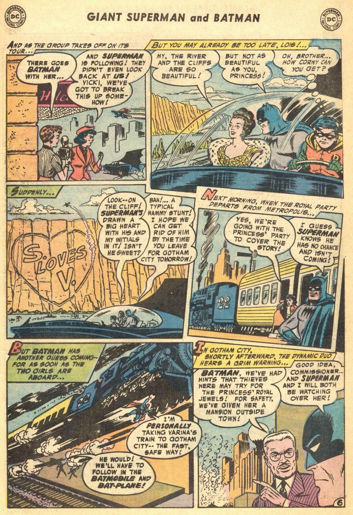 Read online World's Finest Comics comic -  Issue #188 - 9