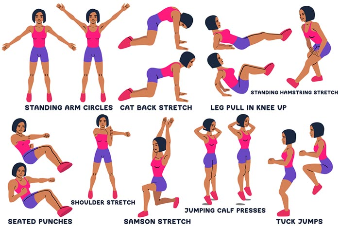 Arm Circles Exercises To Lose Arm Fat Top 5 Flabby Arms Fast Tips
