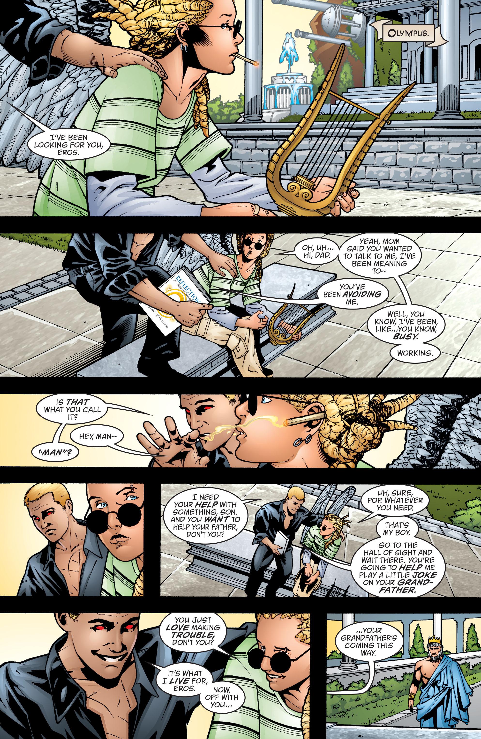 Read online Wonder Woman (1987) comic -  Issue #198 - 5