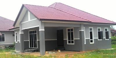 Model Rumah Terbaru yang Sederhana dan Minimalis