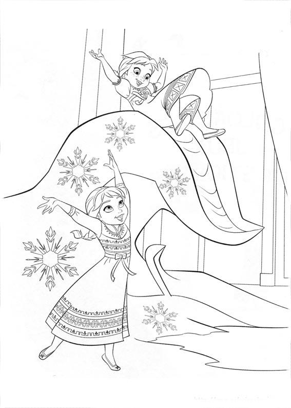 Imagens Do Frozen Para Pintar Desenhos Frozen Galinha Pintadinha