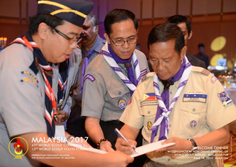 Binay Boy Scout