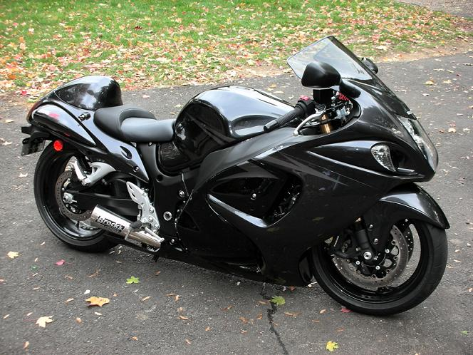 Cool Bikes: Suzuki Hayabusa turbo