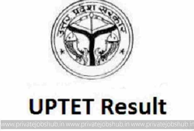 UPTET Result 2018 Paper 1, 2 Marksheet Name Wise upbasiceduboard.gov.in