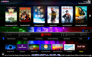 xenon build kodi 17.6