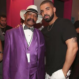 Drake Dad Purple Suit Billboard Awards Speech