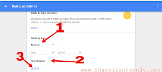 google-search-history-kaise-delete-karte-hai