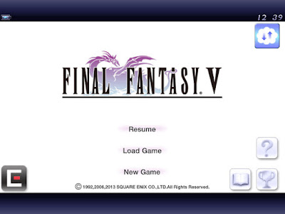 Download Free Game FINAL FANTASY V  (All Versions) Apk and Ipa100% Working and Tested for IOS and Android
