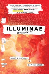Reseña: Illuminae - Amie Kaufman & Jay Kristoff