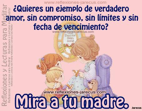 amor, ejemplo, madre, imagen