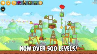 Angry Birds Apk v7.3.0 Mod (PowerUps/All Unlocked/Ad-Free)