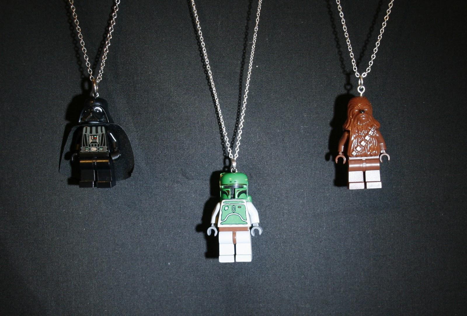 Kisho Meteora Star Wars Collector Lego Star Wars Necklaces