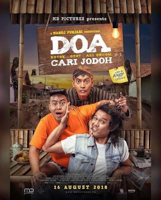 Sinopsis Film DOA - Doyok Otoy Ali Oncom: Cari Jodoh