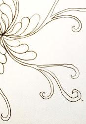 drawing designs cool simple sampaguita easy drawings modern getdrawings things quilts paintingvalley