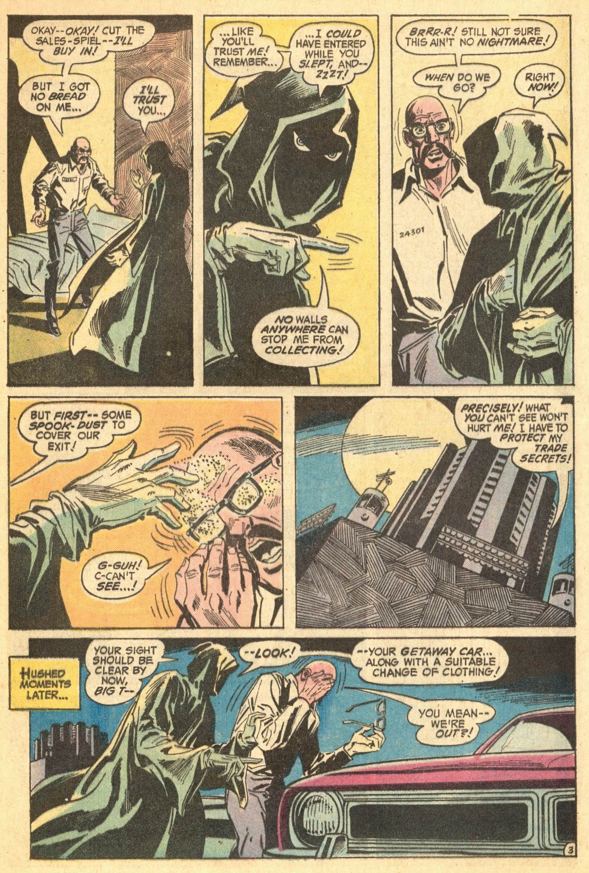 Detective Comics (1937) 434 Page 3