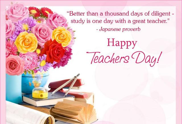 Happy Teachers Day Photos
